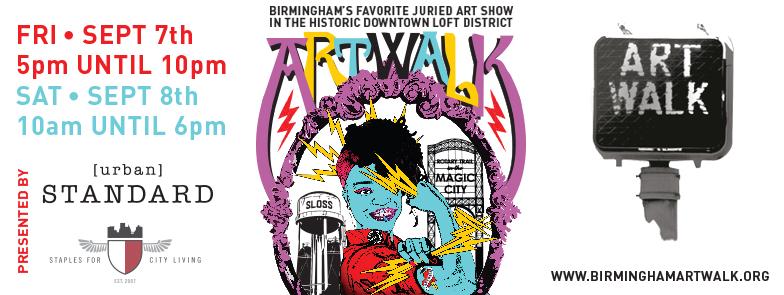 066653372b Birmingham Artwalk presented by Birmingham Artwalk