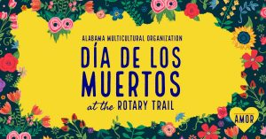 Free - Dia de los Muertos at the Rotary Trail