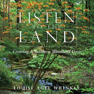 Louise Wrinkle, Author of Listen to the Land