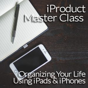 iProduct Master Class