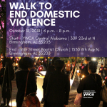 YWCA Domestic Violence Awareness Walk & Vigil
