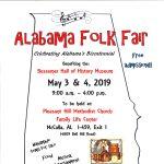 Alabama Folk Fair & Craft Show
