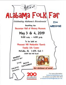 Alabama Folk Fair & Craft Show
