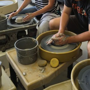 6-Week Pottery Wheel Class