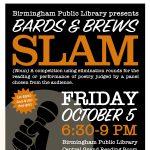 Bards & Brews Slam