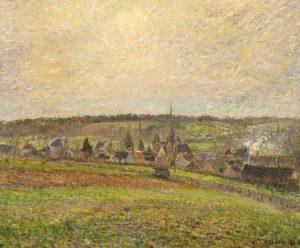 Slow Art Sunday: Le Village d'Eragny
