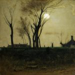 Slow Art Sunday: Moonlight in Virginia