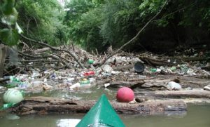 Shades Creek Cleanup 2018
