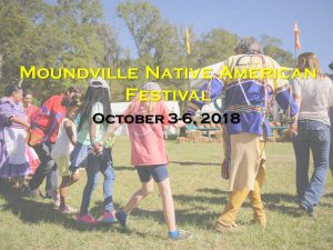 30th Annual Moundville Native American Festival