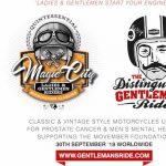 Distinguished Gentleman's Ride '18