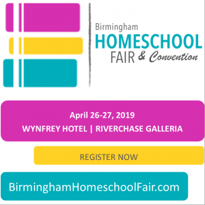 Birmingham Homeschool Fair & Convention