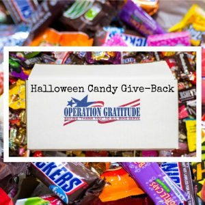Halloween Candy GIve Back