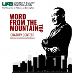 "King Week 2019 ""Word From the Mountain Top"" Oratory Contest"
