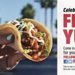 CHRONIC TACOS GIVING AWAY TACOS FOR NATIONAL TACO DAY OCT. 4