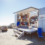 "Faherty's ""Beach House on Wheels"" Pop-Up Shop at Shaia's"
