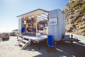 "Faherty's ""Beach House on Wheels"" Pop-Up Shop at Shaia's"