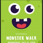 Columbiana Monster Walk