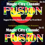 Magic City Classic Reggae Afrobeats Fusion