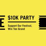 Sidewalk $10K Party