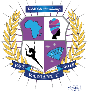 Tampax and Always Radiant Collection Tailgate Experience