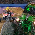 Monster Jam Triple Threat Series