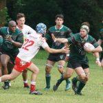 Rugby: Birmingham Vulcans vs Charlotte