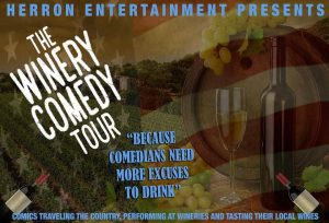 The Winery Comedy Tour at Corbin FARMS