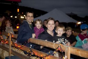 Hoover Hayride & Family Night
