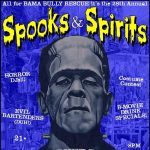 Spooks and Spirits Halloween Bash