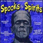 Spooks and Spirits Halloween Bash