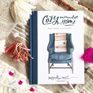 Cozy Minimalist Home Book Signing Event