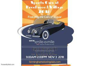 Sports Cars at Brookwood Village