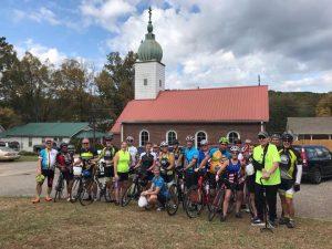 Russian Food Festival Ride