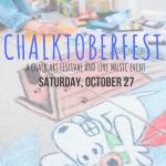 Chalktoberfest at The Summit