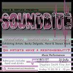 Vibes and Virtues presents SOUNDBITE