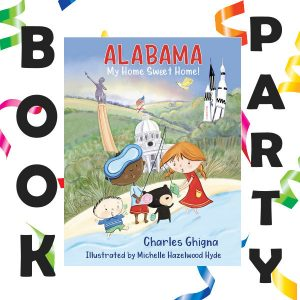 Alabama, My Home Sweet Home Book Party