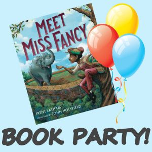 Meet Miss Fancy Book Party