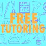 Free Tutoring