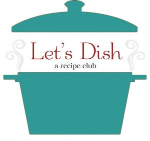Let's Dish: a Recipe Club ****CANCELED****
