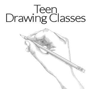 Teen Drawing Classes