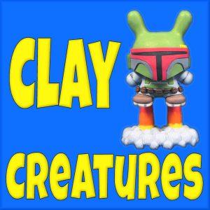 Teen Clay Creatures
