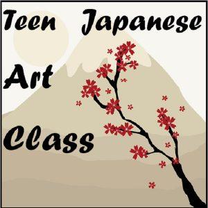 Teen Japanese Art Class