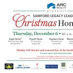 Samford Legacy League's Christmas Home Tour