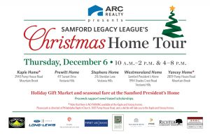 Samford Legacy League's Christmas Home Tour