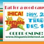 The 15th Annual ¡HICA! Tamale Sale