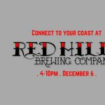 Connect to Your Coast at Red Hills Brewing Company