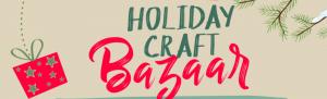 Creative Montessori Holiday Craft Bazaar