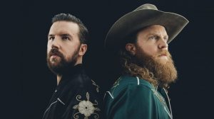 Brothers Osborne with special guests The Wild Feathers