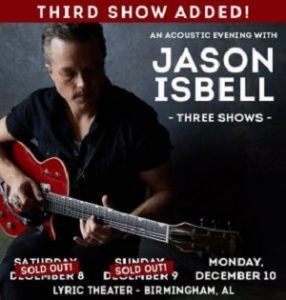 An Acoustic Evening With Jason Isbell