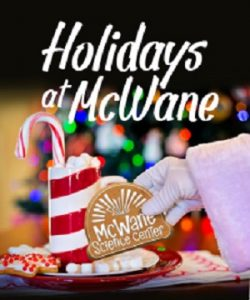 Holidays @ McWane featuring The Magic of Model Tra...